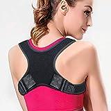 Posture Corrector for Women & Men- LUXIT Back Brace for Perfect Posture- Adjustable