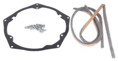 - ACDelco 15-80886 GM Original Equipment Heating and Air Conditioning Blower Motor Kit with Bracket, Seals, and Bolts
