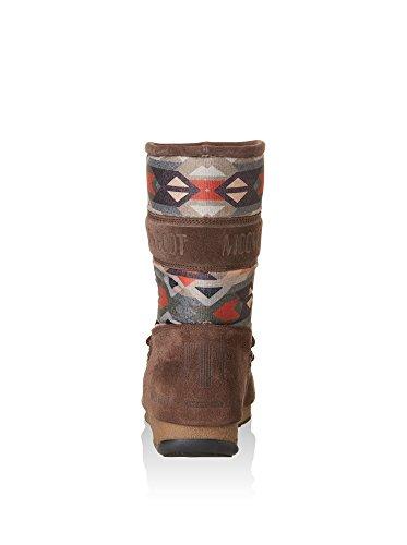 Invernale Native Donna Boot Marrone Stivale e W Moon Vienna 0ITwqYxS