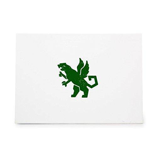 Griffin Mythological Creatures Animals Mythical Style 7408,