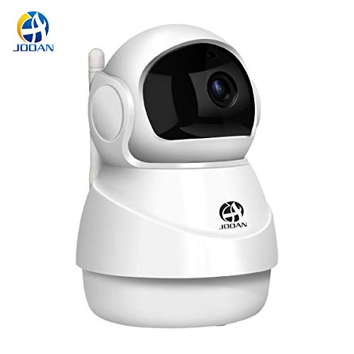 1080P Home Wireless Camera, WiFi Camera Haichendz HD IP Indoor Security Surveillance System Pan/Tilt Two-Way Audio & Night Vision Baby/Elder/Pet/Nanny Monitor (White)