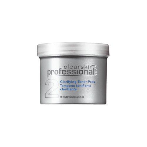 Avon ClearSkin professionali Chiarire Pads Toner 13060