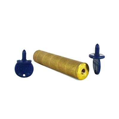 Floatron Official Replacement Mineral Electrode (Includes 2 Thumbscrews): Garden & Outdoor