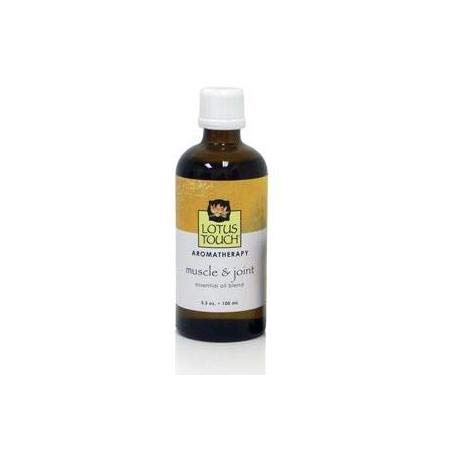 Lotus Touch Essential Oil Blend, 100 ml, Muscle and Joint