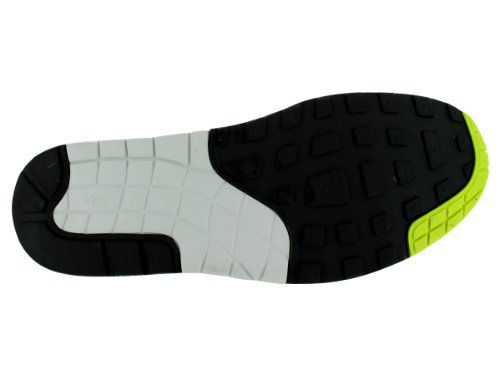 Nike Air Max 1 Prm Tape Loopschoenen Model 599.514 007 Krantenpapier / Zwart-parachute Gold-top Wit