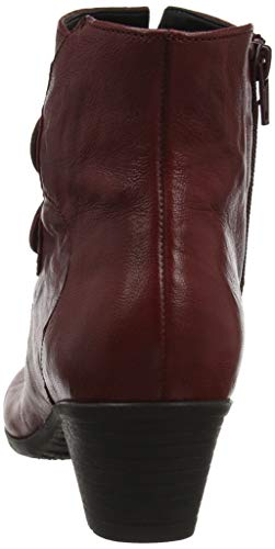 Dark Ankle 55 Casual Women's Gabor red Boots Red SXpZqw