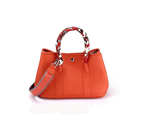 Single style Handbag Of Bag Oblique Shoulder Litchi Bags span A Leather Fashion Female Hongge Baotou qPvFYY