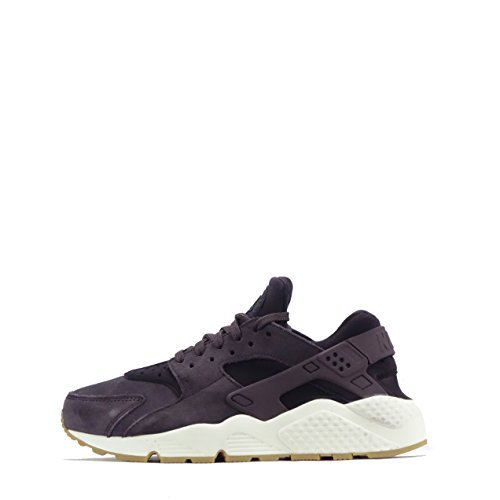 buy online 582b7 2907c Nike Air Huarache Run SD Donna Scarpe Sportive in camoscio - Viola, 42