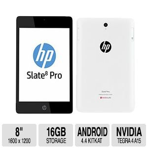 Slate 8 Pro 16 GB Tablet - 8