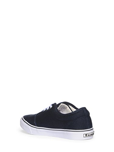 Fenchurch - Zapatillas de skateboarding de lona para hombre azul azul