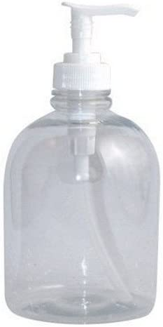 Soft N Style Lotion Dispenser Bottle 16 oz. Pack of 6