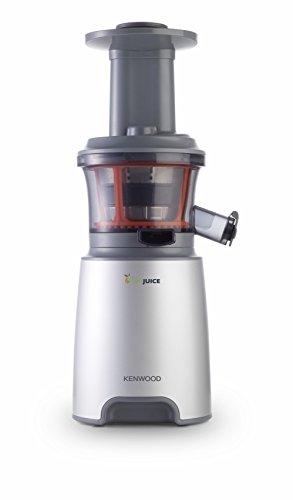 Kenwood JMP601SI PureJuice Estrattore di Succo a Freddo, Centrifuga Slow Juicer con Accessorio Sorbetto, 150 W, 1.3… 1