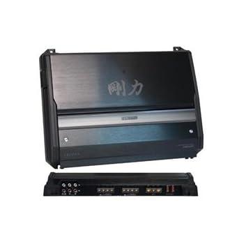 Kenwood X600F 4 Channel Power Amplifier