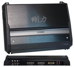 Kenwood X600F 4 Channel Power Amplifier
