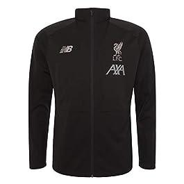 Liverpool FC Phantom Polyester Mens Football Training Travel Knit Jacket 2019/2020 LFC Official