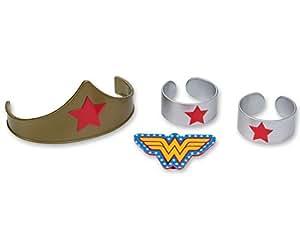 Wonder Woman Strength & Power Cake Decoration Kit