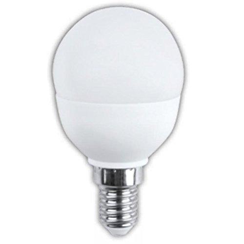 Prilux led basic - Lámpara essense ball basic 5w 842 e14 100-240v: Amazon.es: Iluminación