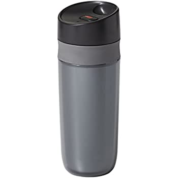 Travel Oxo MugGraphite Double 15 Good Ounce Grips Wall vnO0mN8w