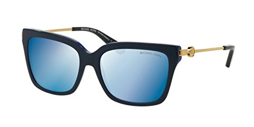 Michael Kors MK6038 313455 Navy Cobalt / Blue Sunglasses - Glasses Michael Blue Kors