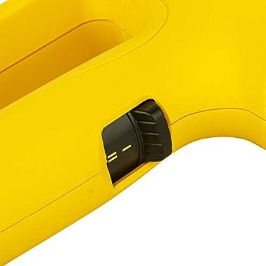 STANLEY STXH2000 2000W Variable Speed Heat Gun (Yellow and Black) 10