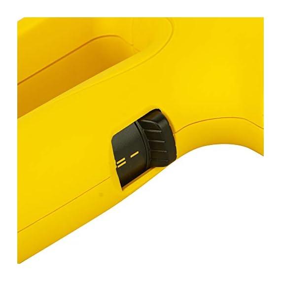 STANLEY STXH2000 2000W Variable Speed Heat Gun (Yellow and Black) 3