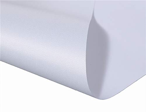 Professional Matte Canvas Roll 24''x100' 2 Rolls For Epson Canon HP inkjet printer,Surface Polyester Thick Canvas by P&L ART. (Image #1)