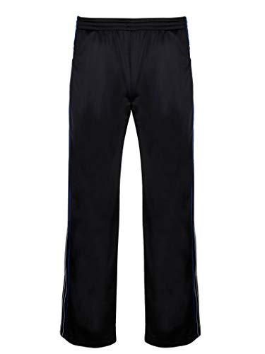 Balenciaga Luxury Fashion Man 583837TEV241000 Black Polyester Pants   Fall Winter 19