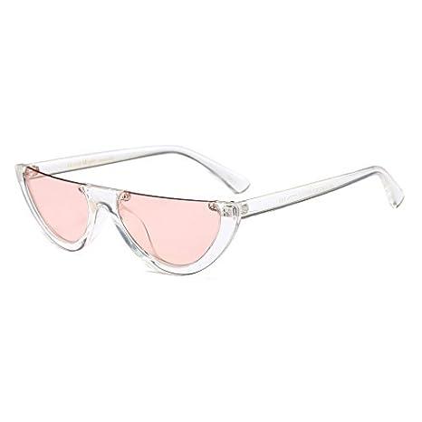 Burenqi@ Diseñador de Marca Flat Top Gafas de Sol de Moda ...