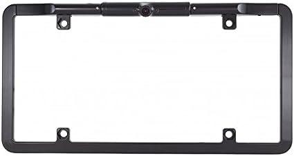 EchoMaster Cam-LP1-N Universal Cmos Camera with Optional License Plate Mount Mirror Image