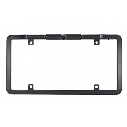 EchoMaster  Full Frame License Plate Mount Camera Mirror Image (Cam-LF3B-N)