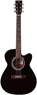 SX SD2 CE Guitarra Electro acústica: Amazon.es: Instrumentos musicales