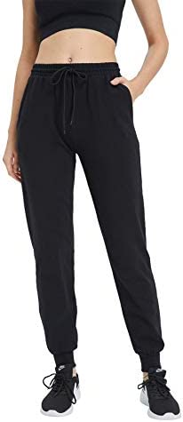 HUAKANG Women's Yoga Sweatpants with Pockets Athletic Lounge Pants for Jogging Workout Gym 3