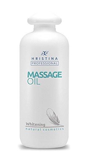 500 ml Luxus – Aceite para masaje los Blanqueadores Sulfato de Magnesio + retinol Whitening Antienvejecimiento