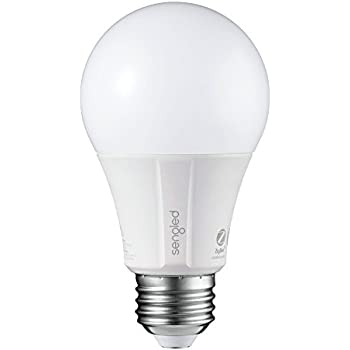Element Classic by Sengled - 1 Pack - A19 60W Equiv. Soft White (2700K) Smart LED Bulb, Zigbee, Works with Amazon Echo Plus & SmartThings, Hub Required for Amazon Alexa & Google Assistant
