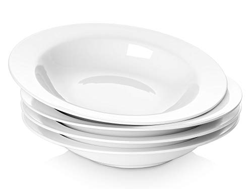 Rimmed Pasta Plate - 6