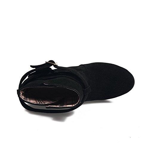 BalaMasa BalaMasaAbl10012 - Ballerine donna, Nero (Black), 35 EU