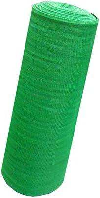 遮光ネット 農業用 遮光ネット 緑 寒冷紗 3ピン 農業用日除けシェード 55%遮光率 遮光布 バルコニー中庭農場植物温室用 園芸 寒冷紗 D (Color : Green, Size : 2 x 100m)