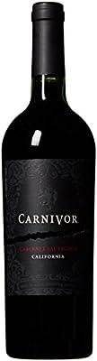 2014 Carnivor California Cabernet Sauvignon Red Wine 750mL by Carnivor
