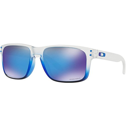 Oakley Men's Holbrook Sunglasses,OS,Sapphire Mist (Collection Sunglasses)