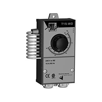 Nutone RFTH95 Wall Switch Thermostat