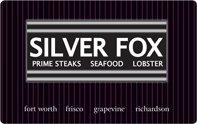 Silver Fox Gift Card ($100) - Cards Gift Australian