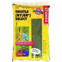 Stokes Nyjer Thistle Select Bird Seed Bag, 4 lb by Stokes