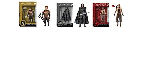 Funko Legacy Game of Thrones GOT Action Figures - Tyrion/Daenerys/Jon