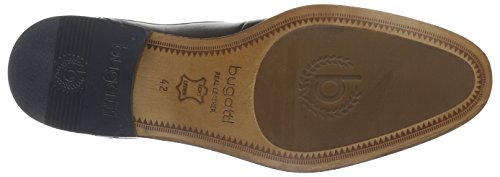 Bugatti 311128091100, Zapatos de Cordones Derby para Hombre Marrón (braun 6000Braun 6000)