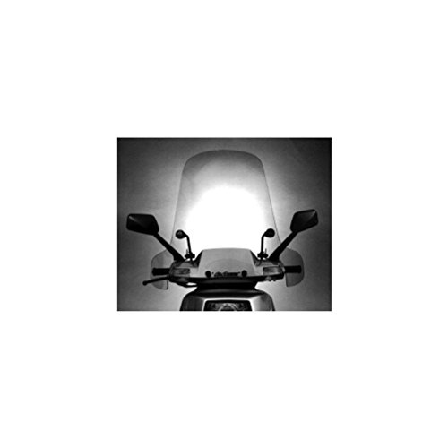 Slipstreamer Replacement Scooter Windshield - Clear HELIX-20 (Replacement Windshields Slipstreamer)