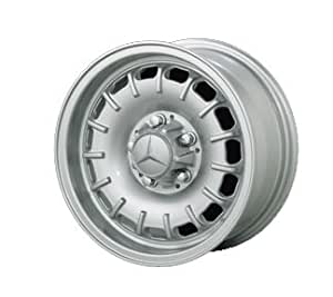 """Replica 14"""" Old Style Alloy Wheels for Mercedes Benz - Set of 4 with Lugs and Cap!"""
