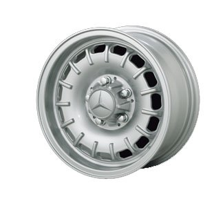 Amazon Com Replica 14 Old Style Alloy Wheels For Mercedes Benz