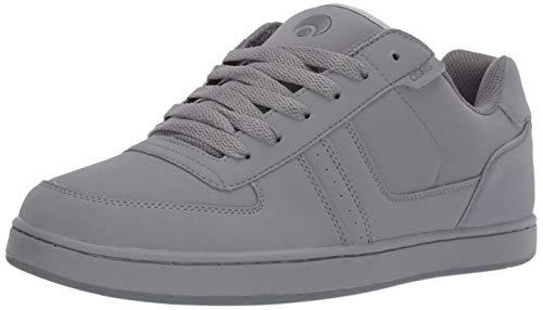 Osiris Men's Relic Skate Shoe, Grey/Charcoal/Black, 9 M US