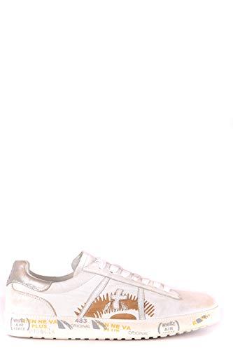 Baskets Blanc Femme Premiata Mcbi245061o Cuir 0Cw8WFq