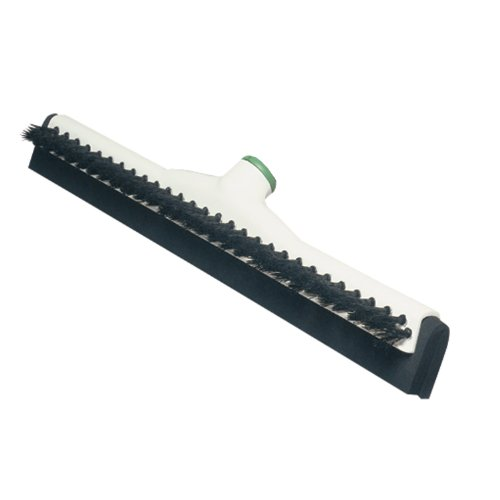 Unger PB45A Sanitary Brush with Acme Insert, Polypropylene Bristles, 18
